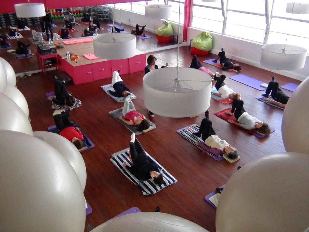 salle de gym du Panam
